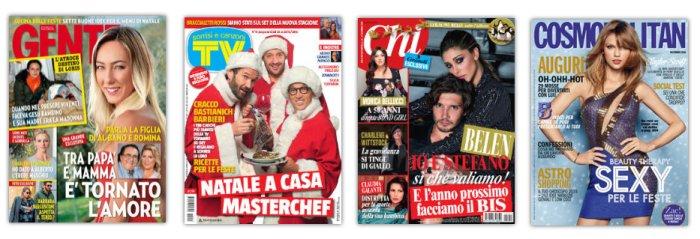 Abbonamenti riviste gossip for Riviste di architettura italiane