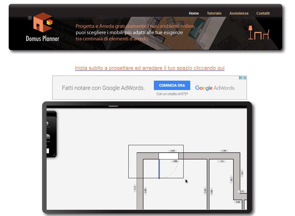 disegna la tua casa online free arredare e progettare