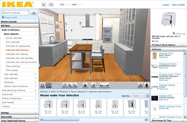 Progettare casa i migliori programmi online - Progettare casa ikea ...