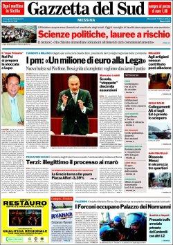 Gazzetta Del Sud Pdf