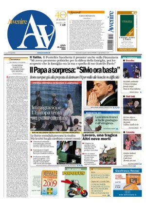 avvenire quotidiano
