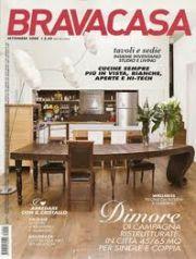 Bravacasa rivista for Riviste di arredamento casa