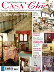 Casa chic rivista for Riviste design casa
