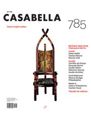 Casabella for Riviste arredamento online