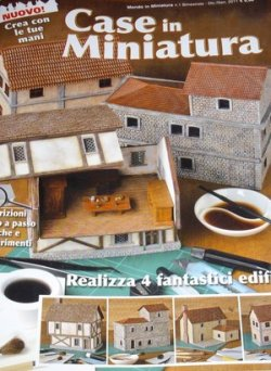 Case in miniatura for Riviste di case