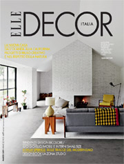 Elle decor for Riviste arredamento interni