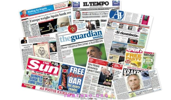 Giornali online for Riviste arredamento on line gratis