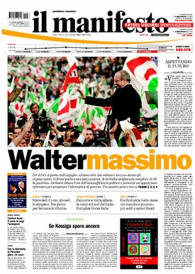 il manifesto quotidiano